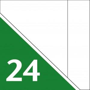 Lineatur 24 (Heft A4)